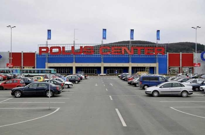 Polus Center Cluj din Floreşti