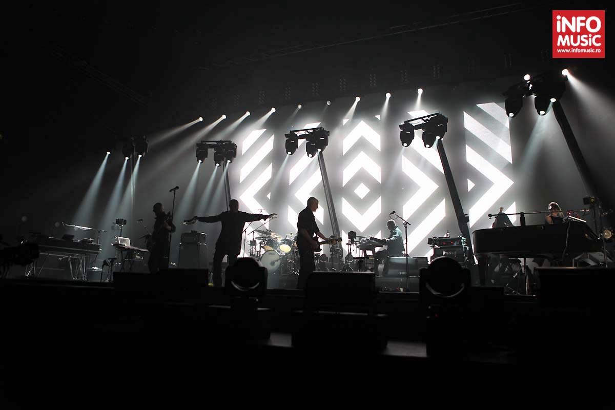 Concertul susținut de Peter Gabriel la Romexpo București pe 8 mai 2014