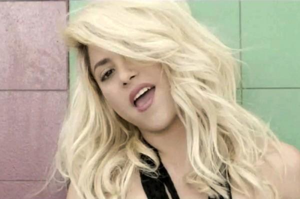 """Shakira - """"Dare (La La La)"""" (secvență videoclip)"""