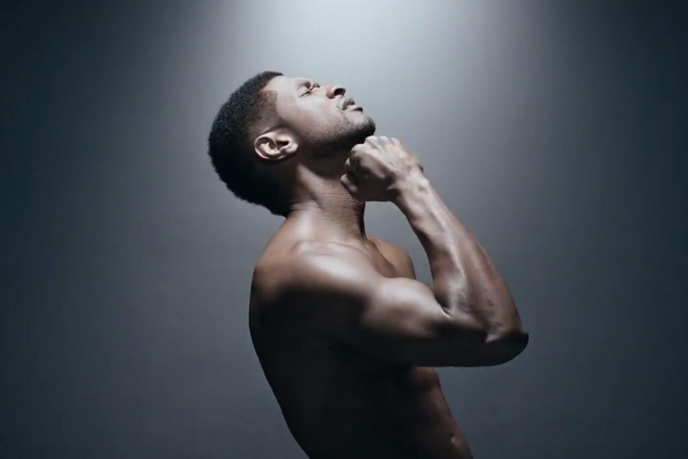 "Usher - ""Good Kisser"" (secvență videoclip)"