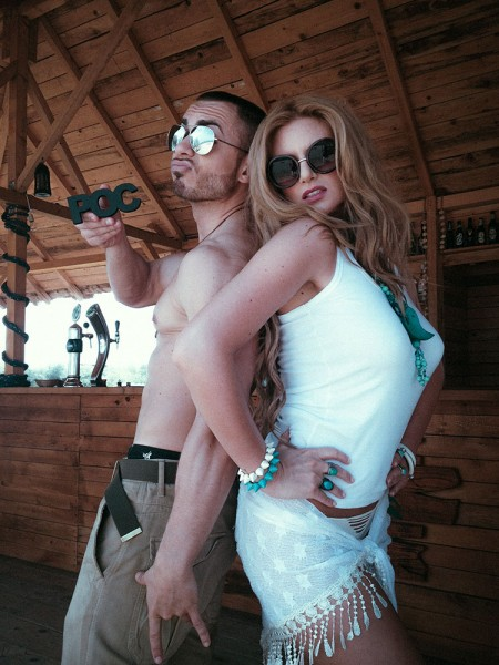 Tara și Sonny Flame