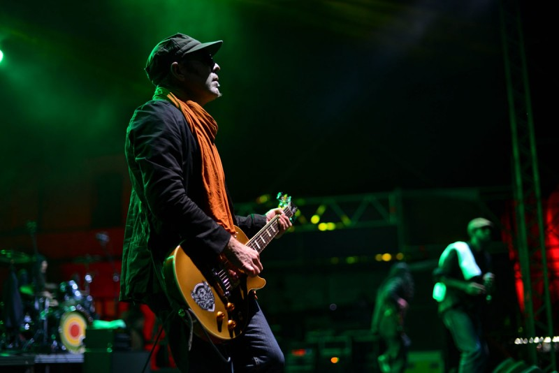 Thievery Corporation la Electric Castle Festival 2014