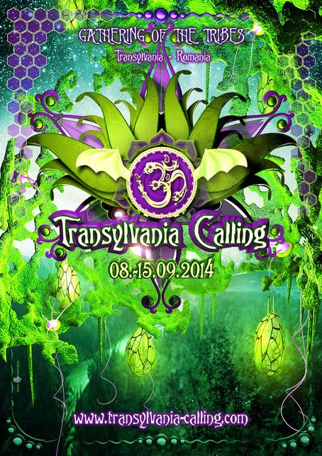 Transylvania Calling 2014 la