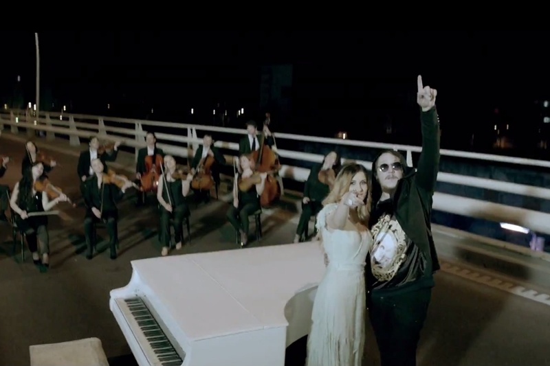 """ADDA feat. What's UP - """"București 555"""" (secvență videoclip)"""