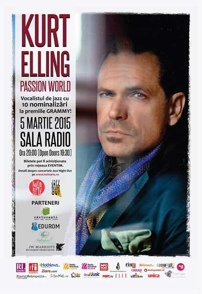 Jazz Night Out - Kurt Elling-Passion World