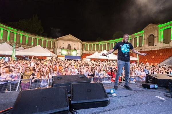 arena dnb summerfest 2014