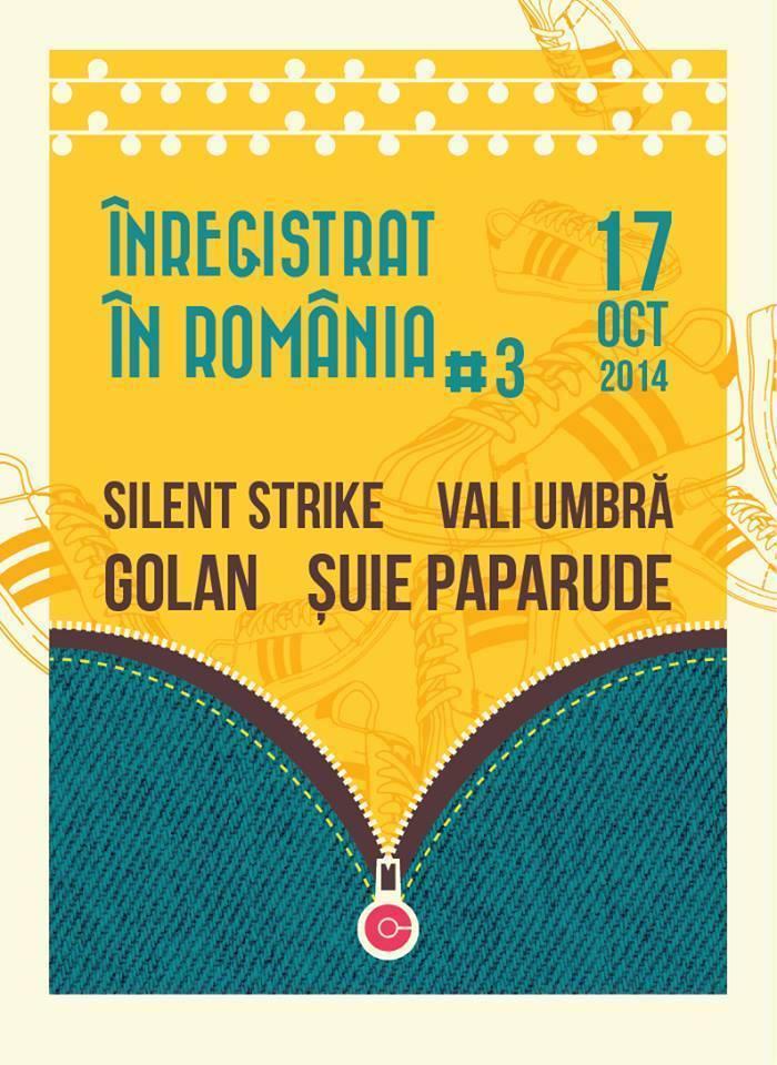 Înregistrat în România #3
