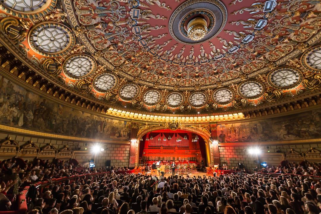 """Gala Aniversară """"Zamfir - 50 de ani pe scenă"""" pe 31 mai 2014"""