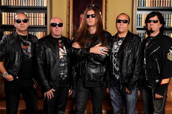 Trupa IRIS cu Rafael pe postul de vocalist