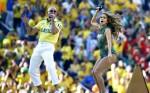VIDEO: Jennifer Lopez și Pitbull la ceremonia de deschidere a Campionatului Mondial de Fotbal