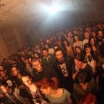 Publicul venit la reîntâlnirea cu trupa FIRMA în Control Club pe 5 iunie 2014