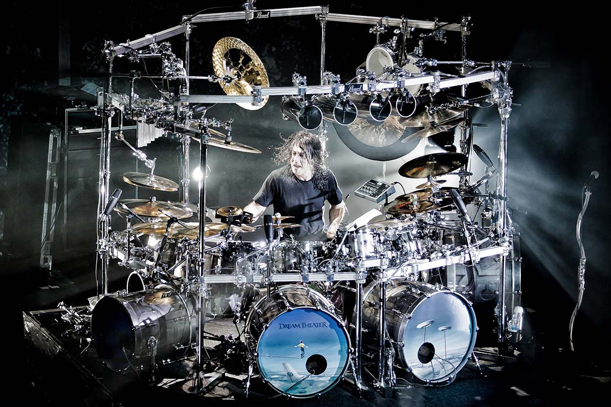Mike Mangini (Dream Theater)
