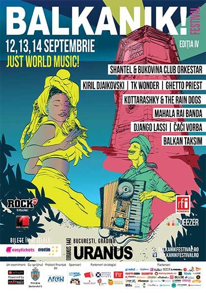 Balkanik! Festival 2014