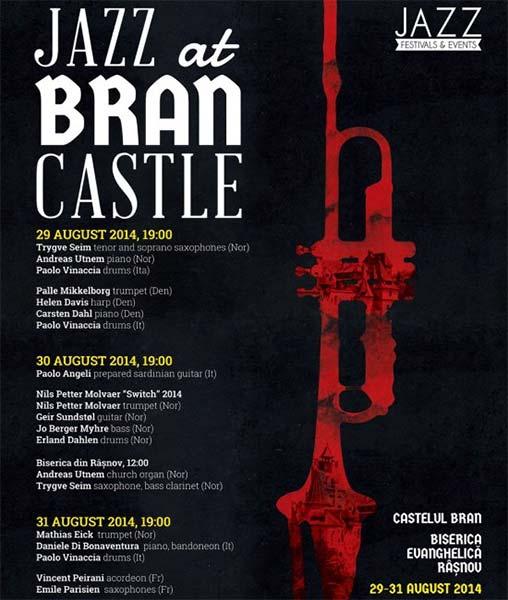 Jazz at Bran Castle 2014