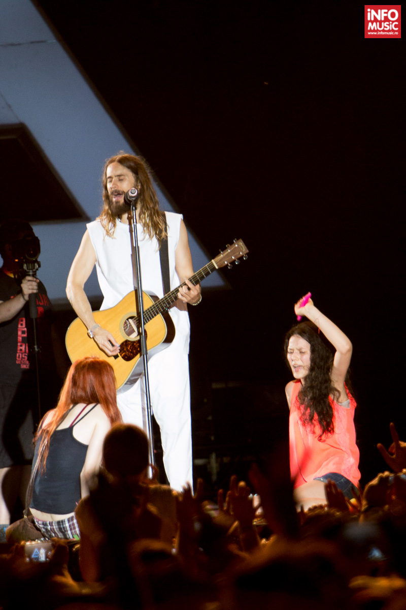 thirty seconds to mars live concert At&t creator lab will be livestreaming the thirty seconds to mars concert on aug 12 and providing wireless connectivity for the band's upcoming camp mars music festival.