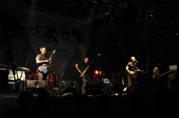 The Crimson Projeckt la Festivalul de Jazz de la Gărâna (2014)