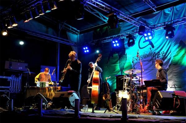 Marius Neset Quartet la Festivalul de Jazz de la Gărâna (2014)