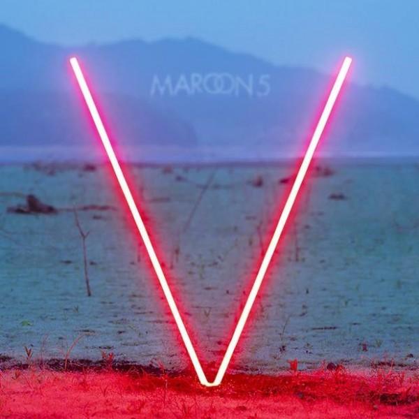 Maroon 5 - V (copertă album)