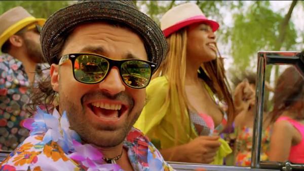 Secvență din videoclipul Pepe feat. Arando Marquez - E Vara Mea