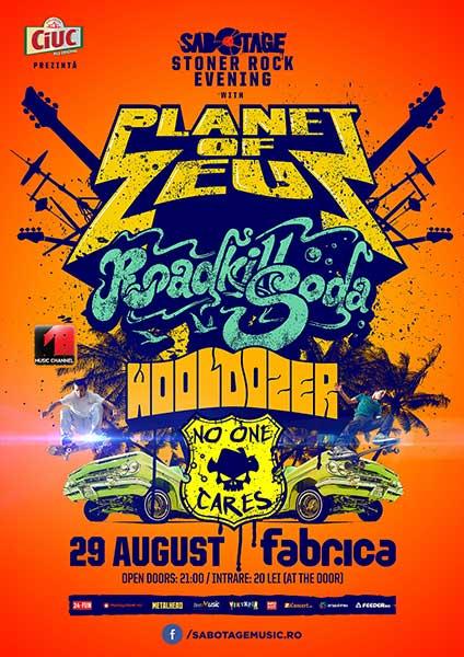 Stoner Rock Evening - Planet of Zeus