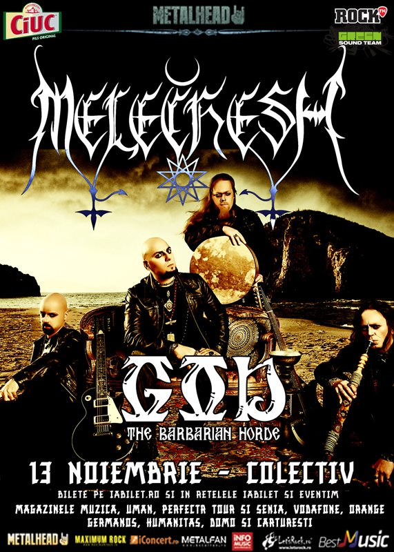 Melechesh și God