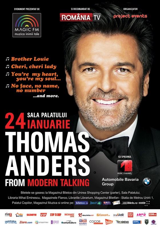 ANULAT - Thomas Anders from Modern Talking