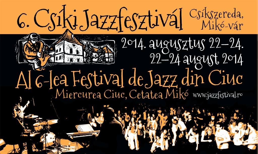 Festivalul de Jazz din Ciuc 2014