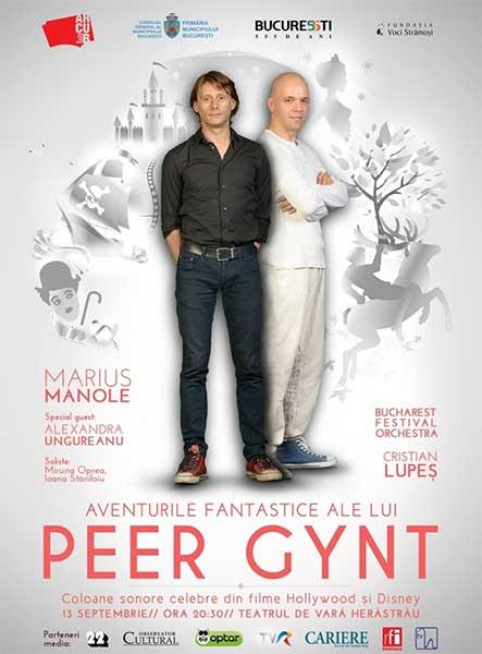 Aventurile Fantastice ale lui PEER GYNT cu Marius Manole & Cristian Lupeș