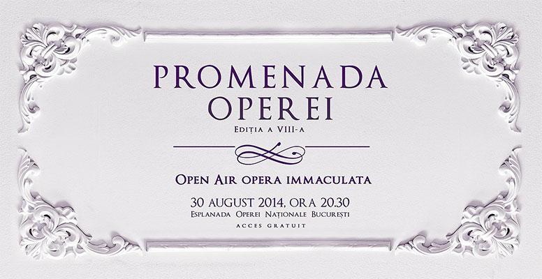 Promenada Operei 2014