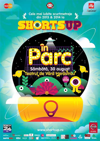 ShortsUP in Parc