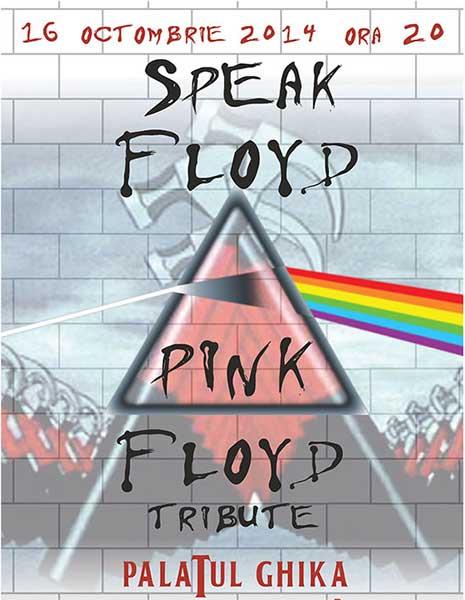 PINK FLOYD Tribute: SPEAK FLOYD