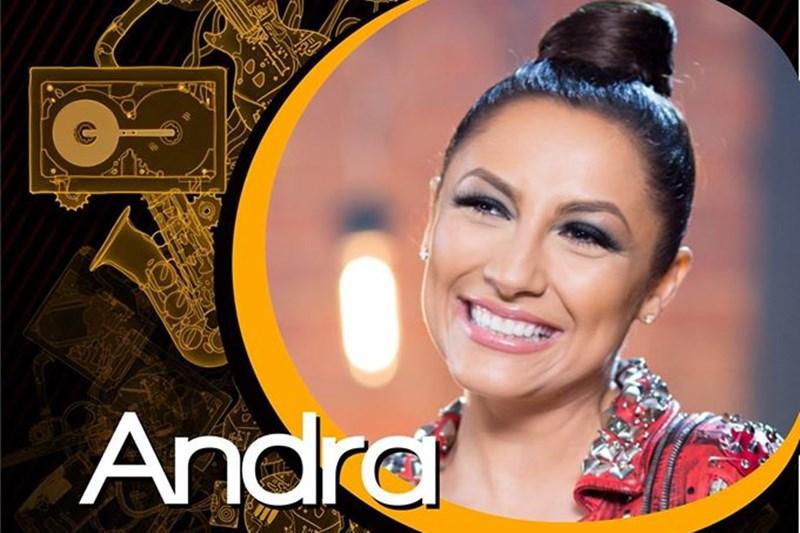 Andra va cânta la Media Music Awards 2014