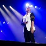Concert John Newman la Summer Well 2014