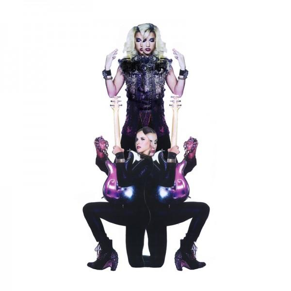 3rd Eye Girl - Plectrum Electrum (copertă album)