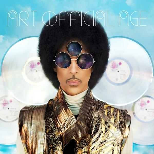 Prince - Art Official Age (copertă album)