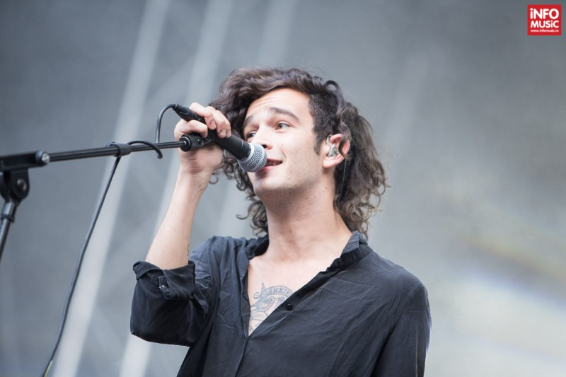 Concert The 1975 la Summer Well 2014