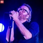 Matt Berninger, concert The National la Summer Well 2014