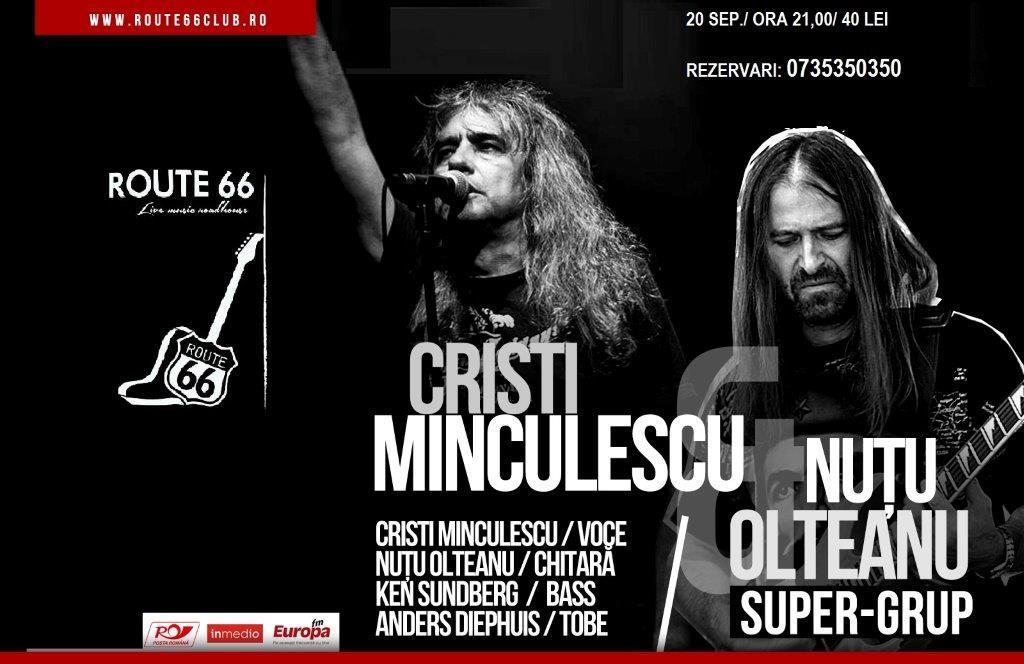 Cristi Minculescu & Nutu Olteanu Supergrup