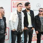 Vunk la Media Music Awards 2014 - Sibiu