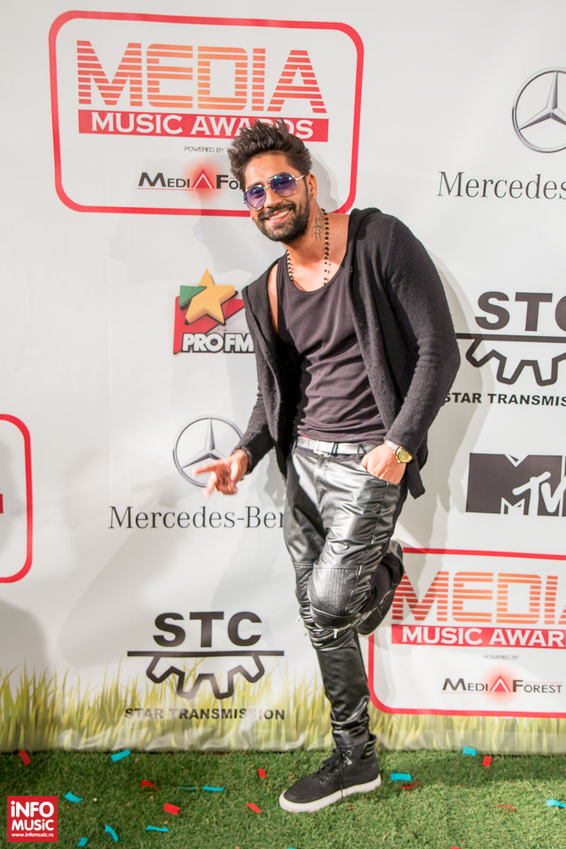 Connect-R la Media Music Awards 2014 - Sibiu