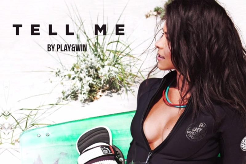 Inna - Tell Me (single artwork)