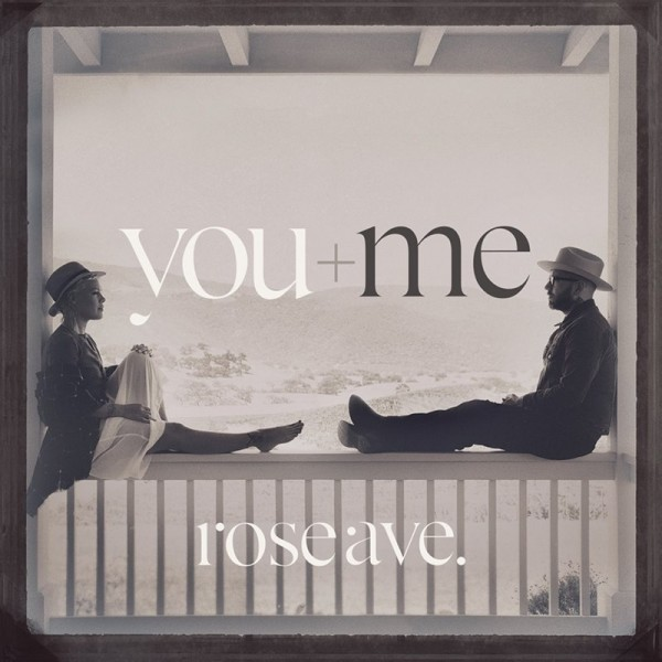"You + Me - ""rose ave."" (copertă album)"