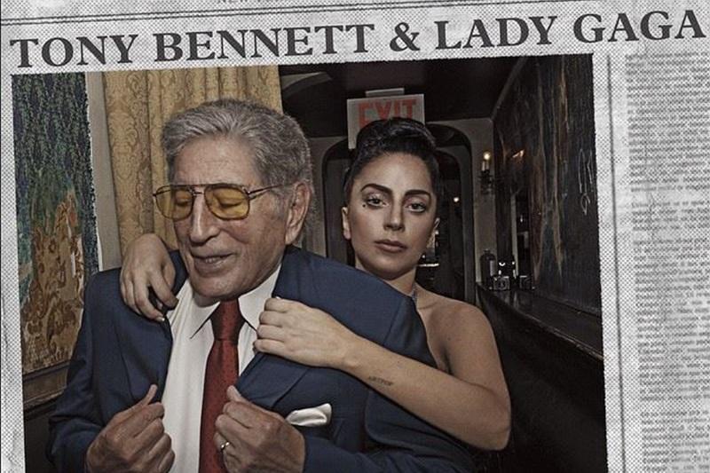 Tony Bennett, Lady Gaga - Nature Boy (single artwork)