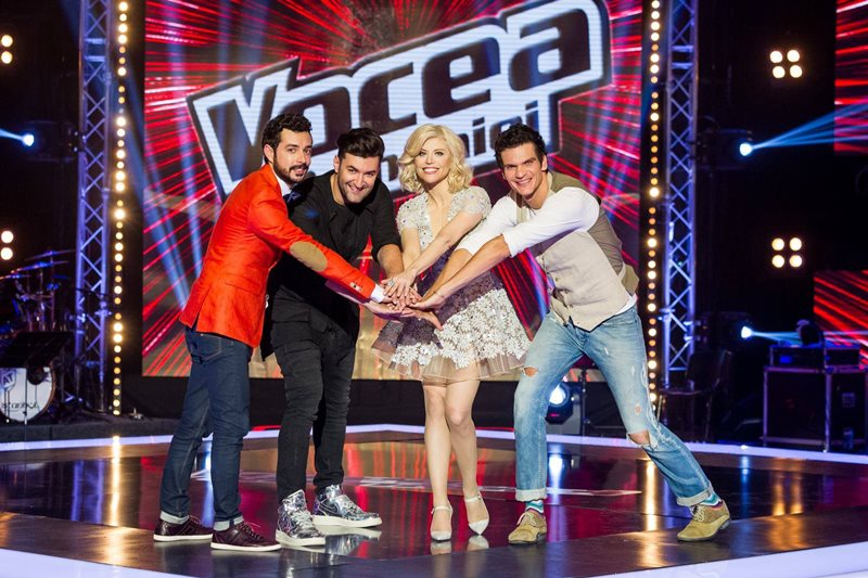 Vocea României 2014 -Sezon 4