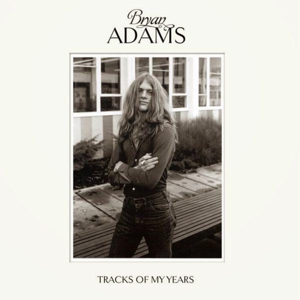 "Bryan Adams - ""Tracks of My Years"" (copertă album)"