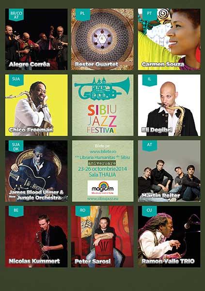 Sibiu Jazz Festival 2014