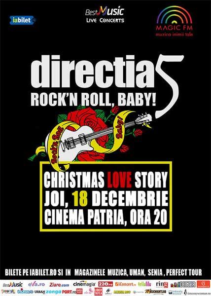 ANULAT - Directia 5 – Christmas Love Story
