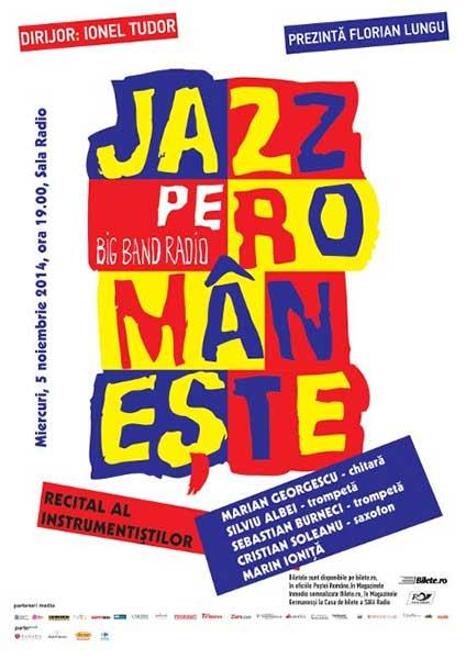 Big Band Radio: JAZZ pe Românește