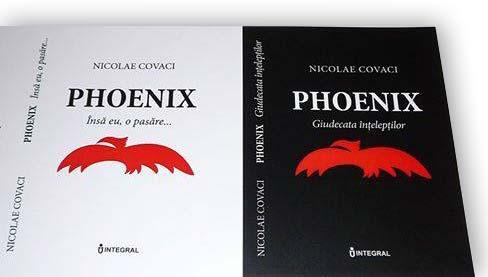 PHOENIX. Însă eu, o păsăre… și PHOENIX. Giudecata înțelepților