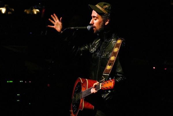 Daniel Rocca, solistul Firma - concert de lansare album Descantece